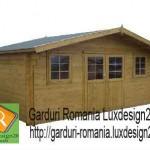 Mobilier terase si gradini, casute si adaposturi lemn