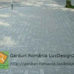 Pavaj beton model obisnuit culoare natur