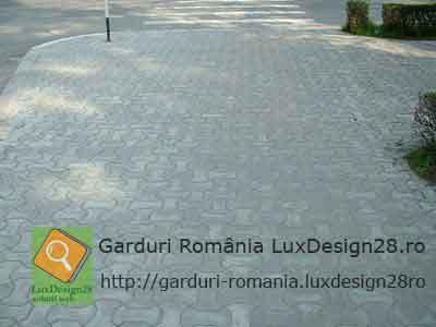 Pavaj beton model obisnuit culoare natur oferta constructii