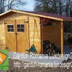 Casa de vacanta o camera din lemn – constructii